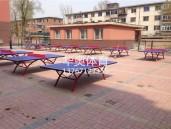 室外乒乓球臺
